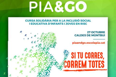 Pia & Go 2019 Parc de Can Rius Caldes de Montbui
