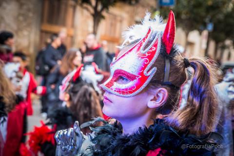 """Àngels i dimonis"" Comparsa STAGE Rua Carnaval 2019"